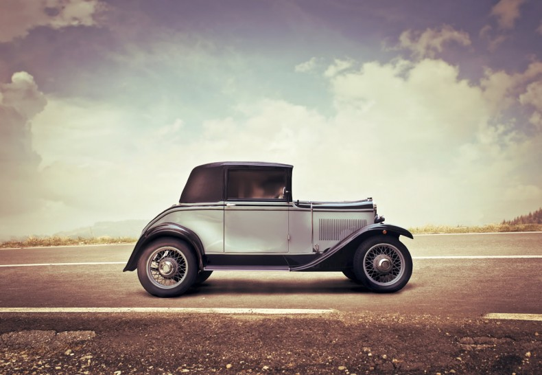 Look at this car